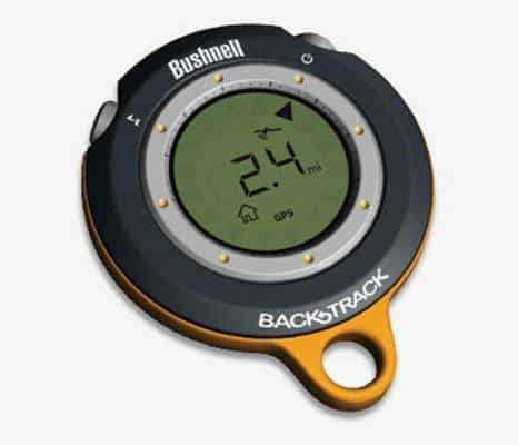 GPS локатор Bushell BackTrack
