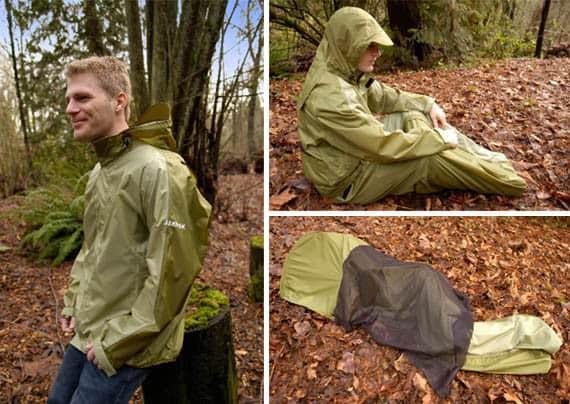Куртка-спальник JakPak