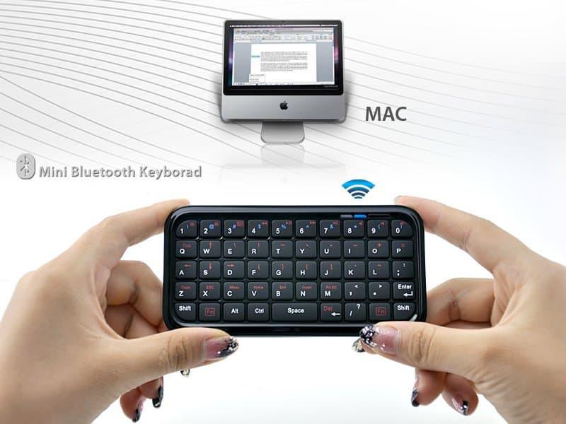 Bluetooth клавиатура для смартфонов