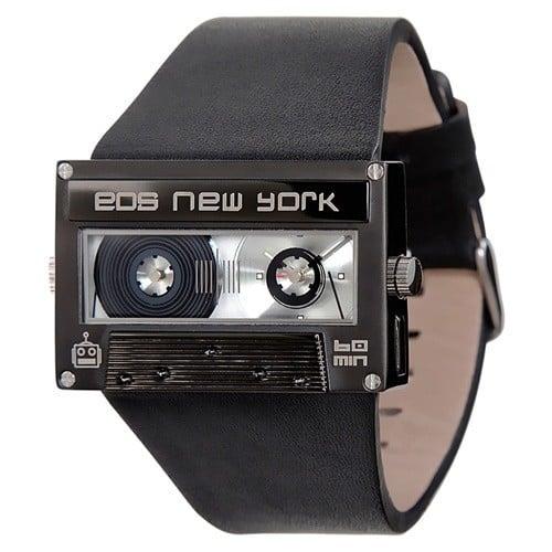 EOS Mixtape — часы-аудиокассета