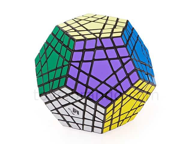 12 – сторонний кубик – рубик