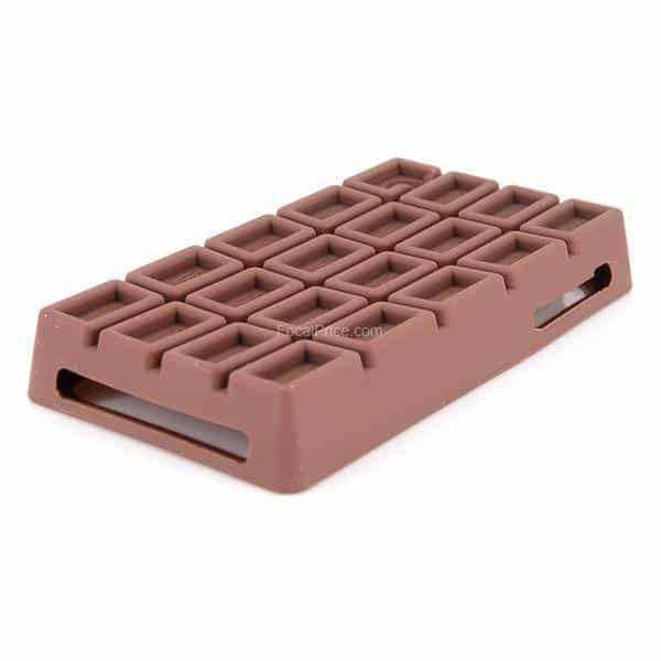 Шоколадный чехол для iPhone