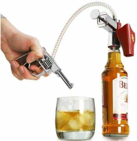 Пистолет для розлива алкоголя