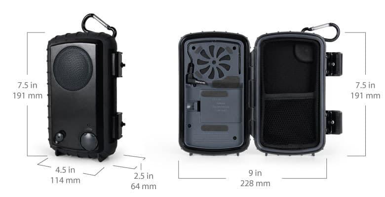 Водонепроницаемый чехол для телефона и плеера Eco Extreme
