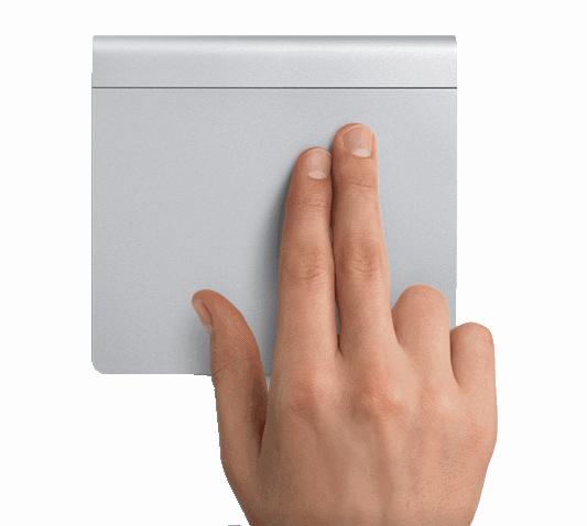 Magic Trackpad — замена для мышки