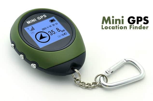 Брелок - GPS приёмник!