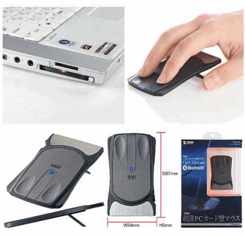 Самая тонкая компьютерная мышь
