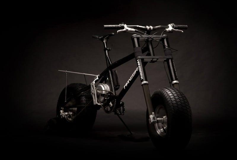 Электрический велосипед Fortune Hanebrink