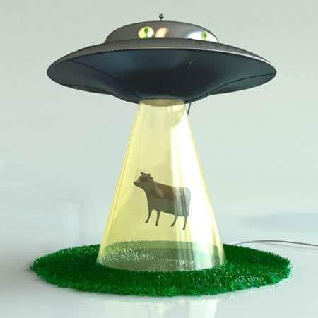 Противоинопланетянная лампа