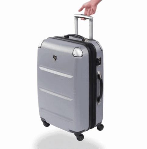 Самый легкий чемодан с жестким корпусом