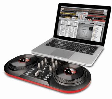 USB DJ-контроллер