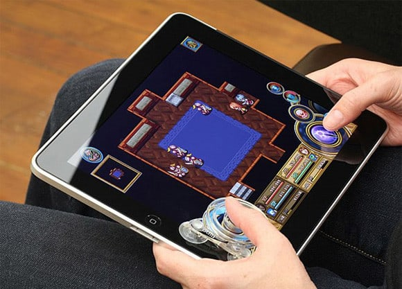 Джойстик Fling для iPad