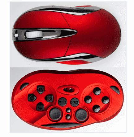 Компьютерная мышь с игровым джойстиком