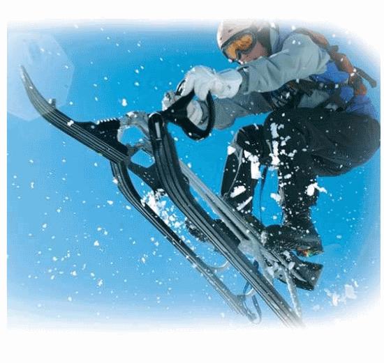 Снегокат Stiga Snow Racer