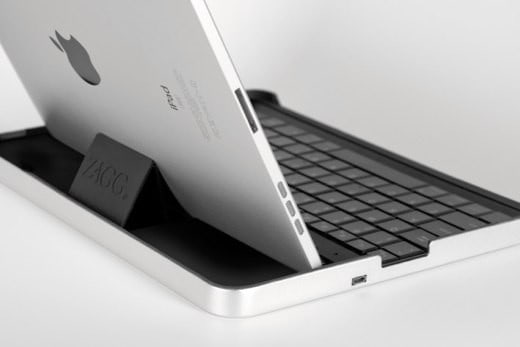 Твердый чехол с клавиатурой для iPad ZAGGmate