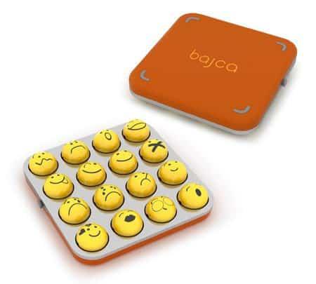 Смайл-клавиатура Bajca