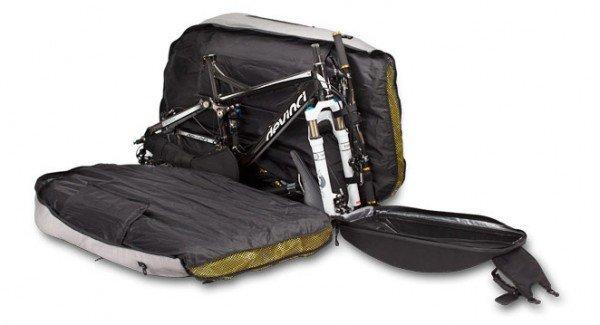 Надувной чехол для велосипеда Helium