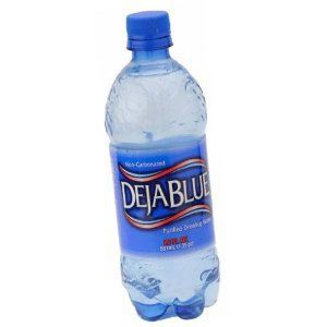 Бутылка со скрытым контейнером