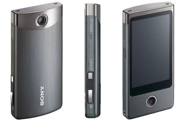 Цифровой фотоаппарат Sony Bloggie Touch (MHS-TS20/B)