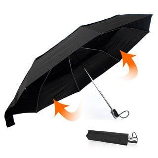 Автоматический ветроустойчивый зонт