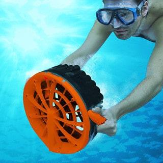 Винтовой двигатель для подводного плавания BladeFish Seajet