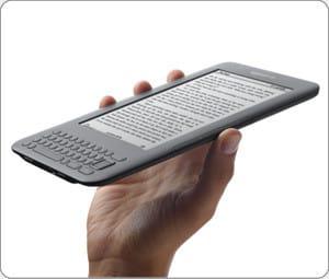 Электронная книга Kindle с 3G и Wi-Fi