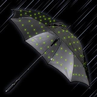 Зонт-мерцание