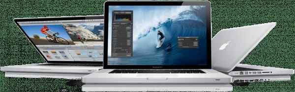 Новый MacBookPro