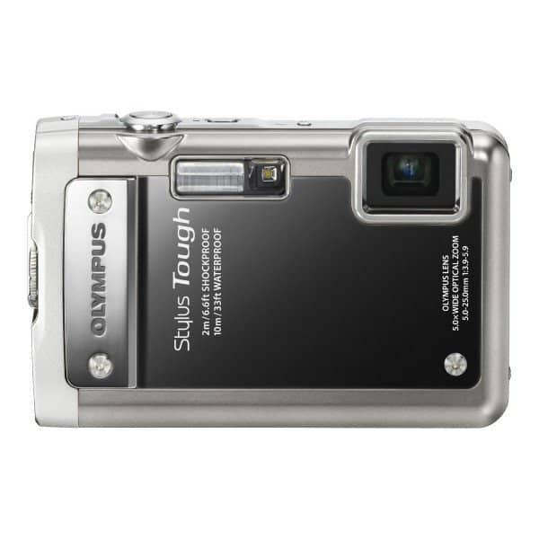 Цифровой фотоаппарат Olympus Stylus Tough 8010