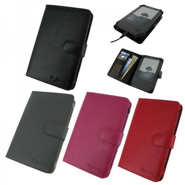 Чехол rooCASE для электронной книги Amazon Kindle 3