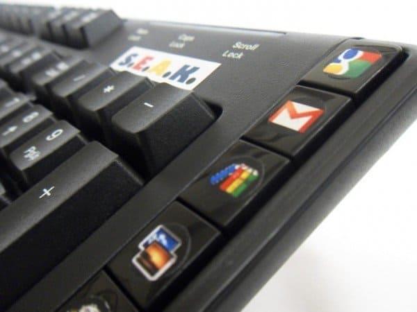 Социальная клавиатура