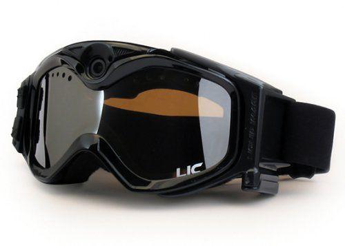 Горнолыжные очки с HD видеокамерой Summit