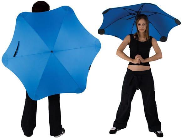 Безопасный зонт