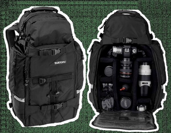 Рюкзак фотографа Burton F-Stop Pack