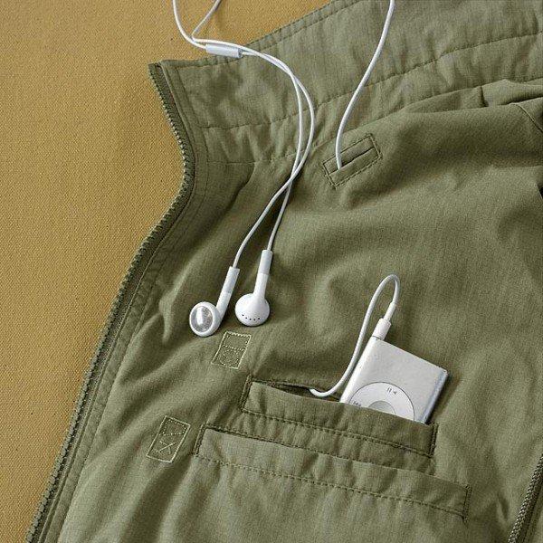 Куртка путешественника