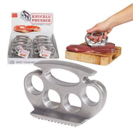 Кастет-молоток для отбивания мяса