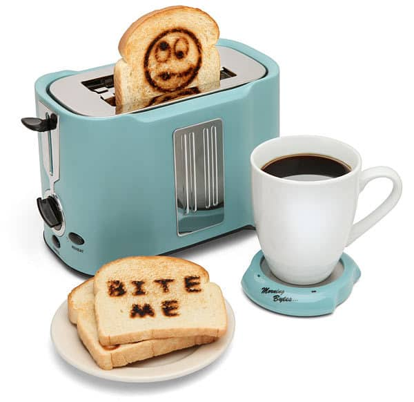 Поп-арт тостер
