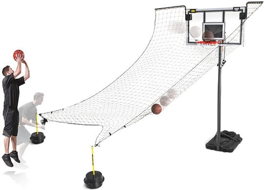 Тренировочная сеть для баскетбола