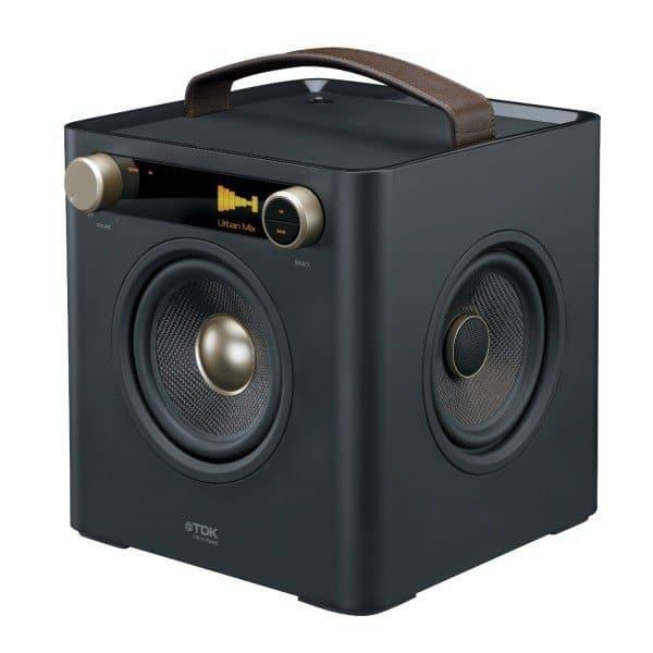 Звуковая система TDK Life on Record Sound Cube