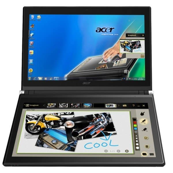 Тачбук Acer Iconia-6120