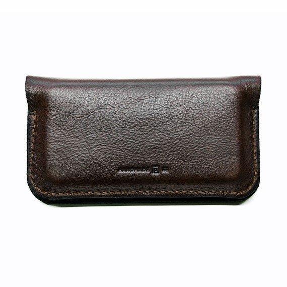 Винтажный кожаный чехол-кошелек для iPhone