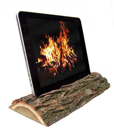iБревно для iPad