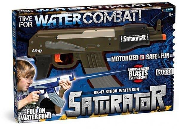 Водяной автомат Saturator АК-47