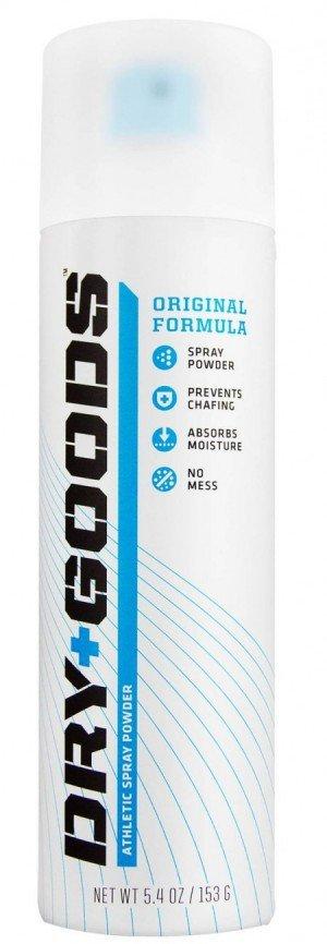 Порошковый спрей-антиперспирант Dry Goods