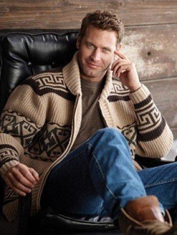Мужицкий свитер