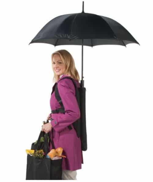 Зонт-рюкзак