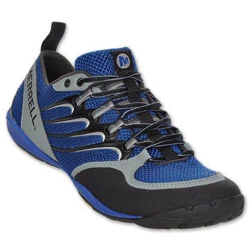 Мужские кроссовки с тонкой подошвой
