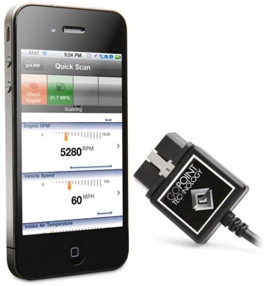 Мобильный монитор диагностики двигателя GL1