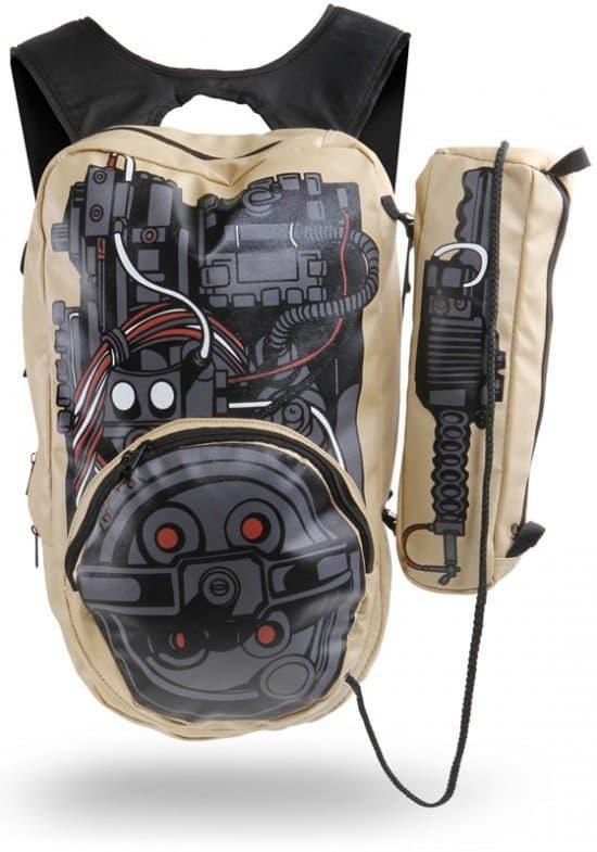 Рюкзак охотника за привидениями