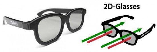 2D-очки